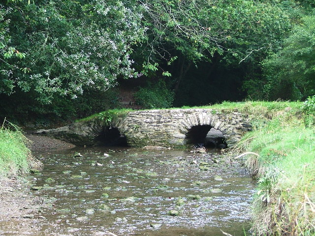 Head of Cofflete Creek, Brixton Torr
