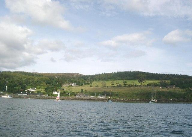 Churchton Bay, Raasay