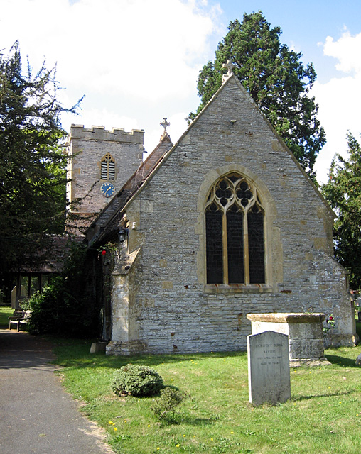 South Littleton Church