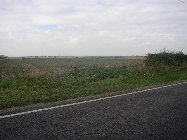 Flat Field in the Fens