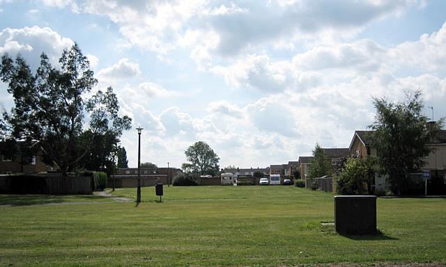 Housing Estate off Shinehill Lane
