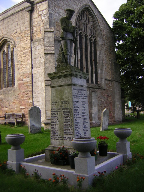 Laughton-en-le-Morthen War Memorial