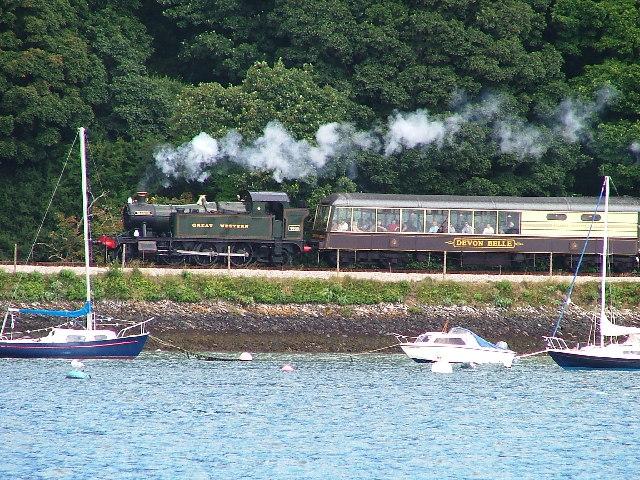 Devon Belle, Paignton-Kingswear Steam Railway