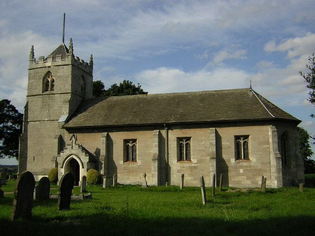 St.Peter's church, Letwell