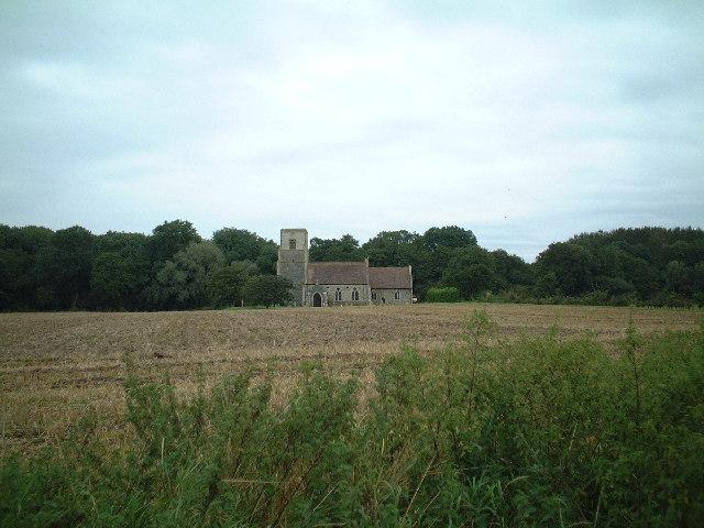 St Ethelbert's Church, Larling