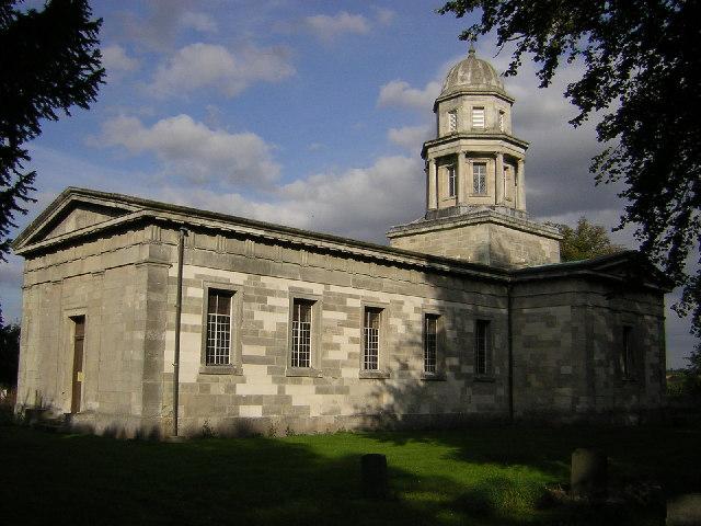 Milton Mausoleum