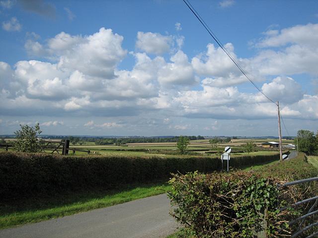 Fields near Pebworth
