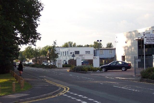 Lysons Avenue industrial units