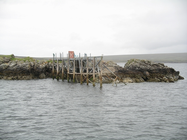 Jetty, Rubh' Ard-na-goine