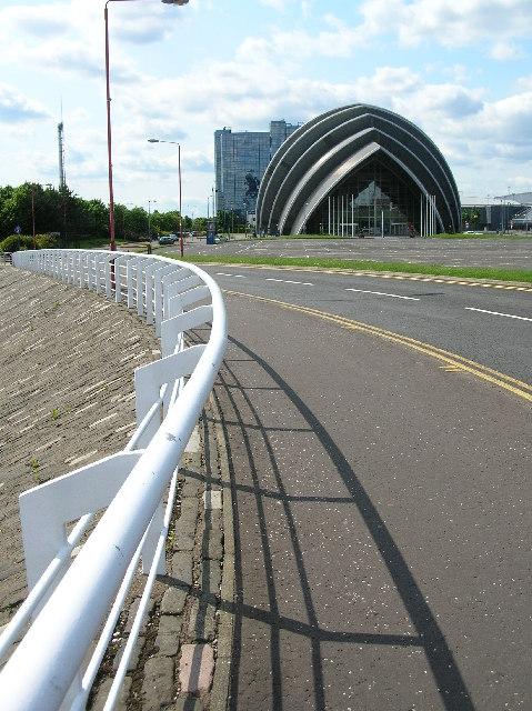 Clyde Auditorium. Glasgow