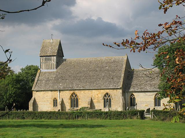 Long Marston Church