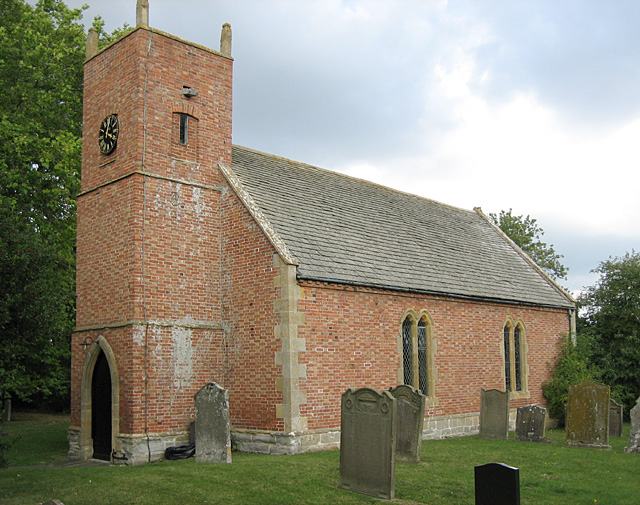 Dorsington Church