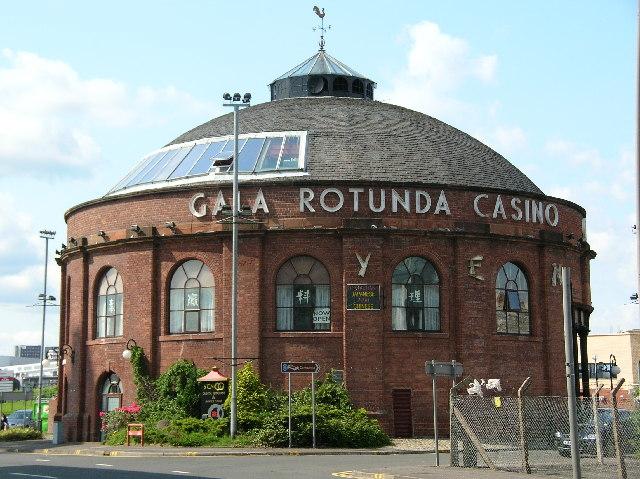 Yen Restaurant / Gala Rotunda Casino