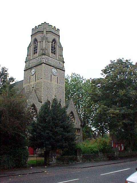 St. Peters Parish Church