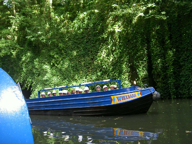 Dudley Canal Trust's boat William