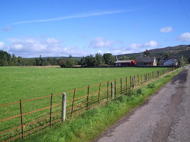 Culrain Village