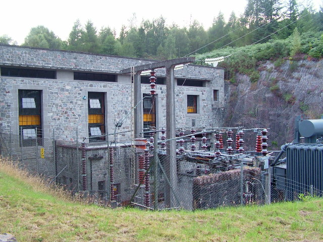 Invergarry Power Station