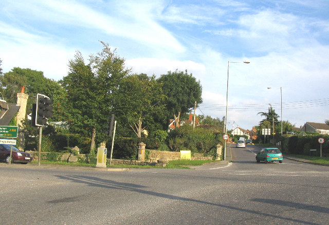 West Ashton crossroads