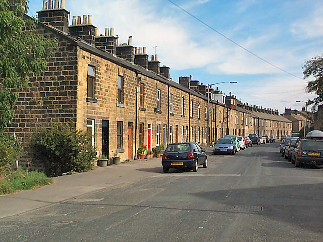 Peel's Crescent, Otley