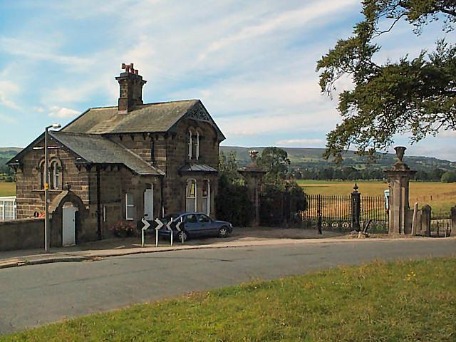 Lodge, Weston Park near Otley