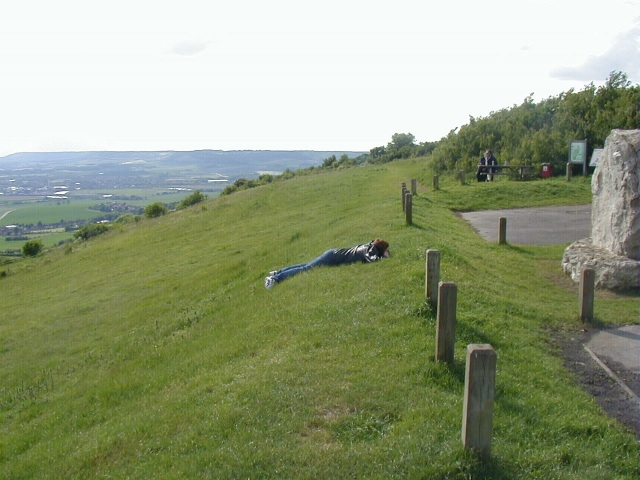 Bluebell Hill view point
