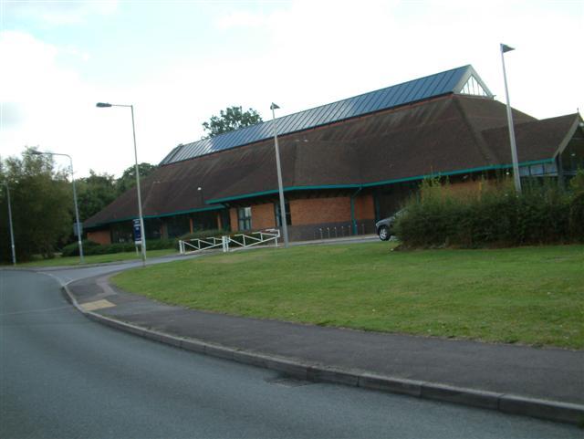Tadley Swimming Baths.
