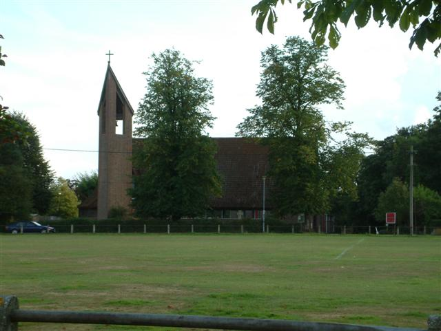 St. Paul's Church, Tadley