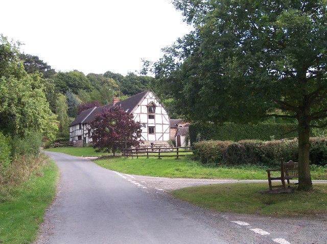 Converted Barns, Blackhouse Farm