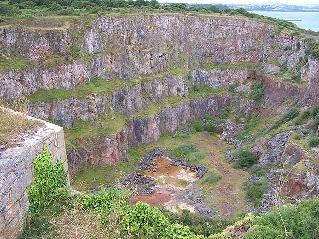 Berry Head Quarry