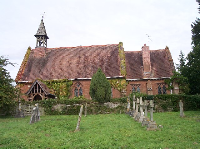 Lusley Church