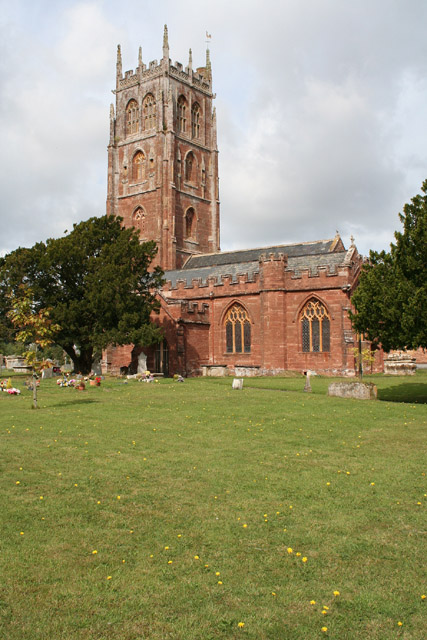 Bishop's Lydeard: St Mary's Church