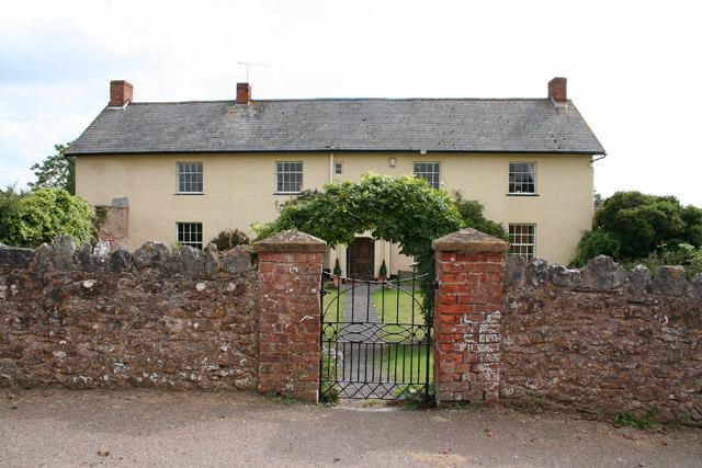 Bishop's Lydeard: Pound Farm