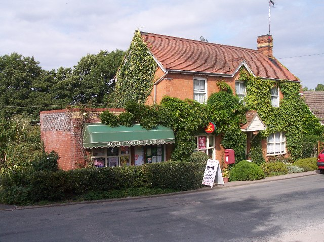 Suckley Post Office and Stores, Longley Green
