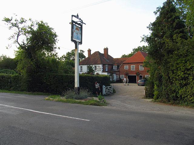 Main Road through Ball Hill