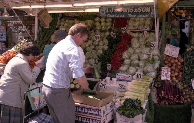 Choumert Road Market