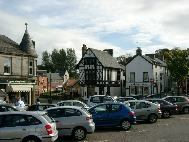 The Common Green, Strathaven