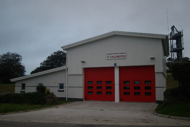 Callington Fire Station