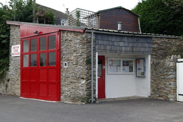 Kingston Fire Station