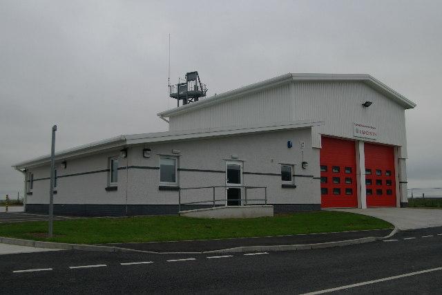 Launceston Fire Station