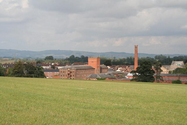 Wellington: Tonedale Mills