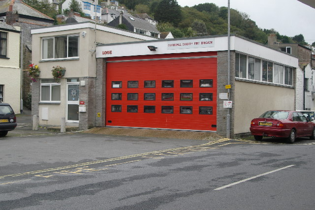 Looe Fire Station