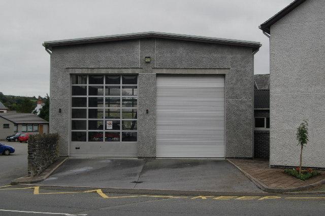 Lostwithiel Fire Station