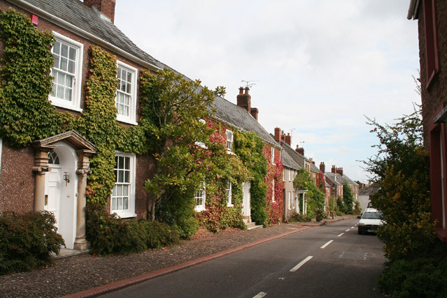 Milverton: North Street