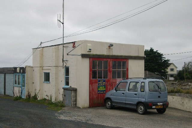 Polruan Old Fire Station