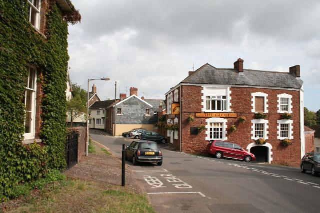 Milverton: Fore Street