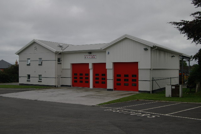 St Austell Fire Station
