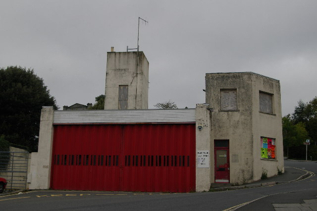 St Austell Old Fire Station