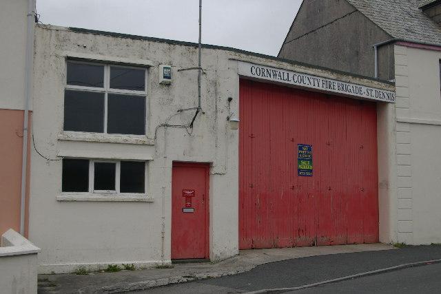 St Dennis Old Fire Station