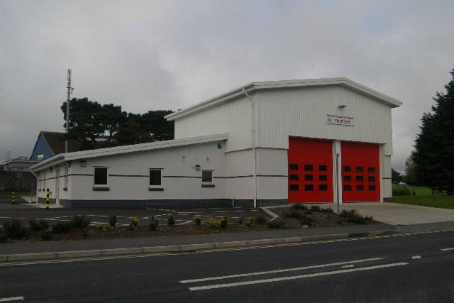 Torpoint Fire Station