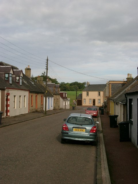 Boghead village